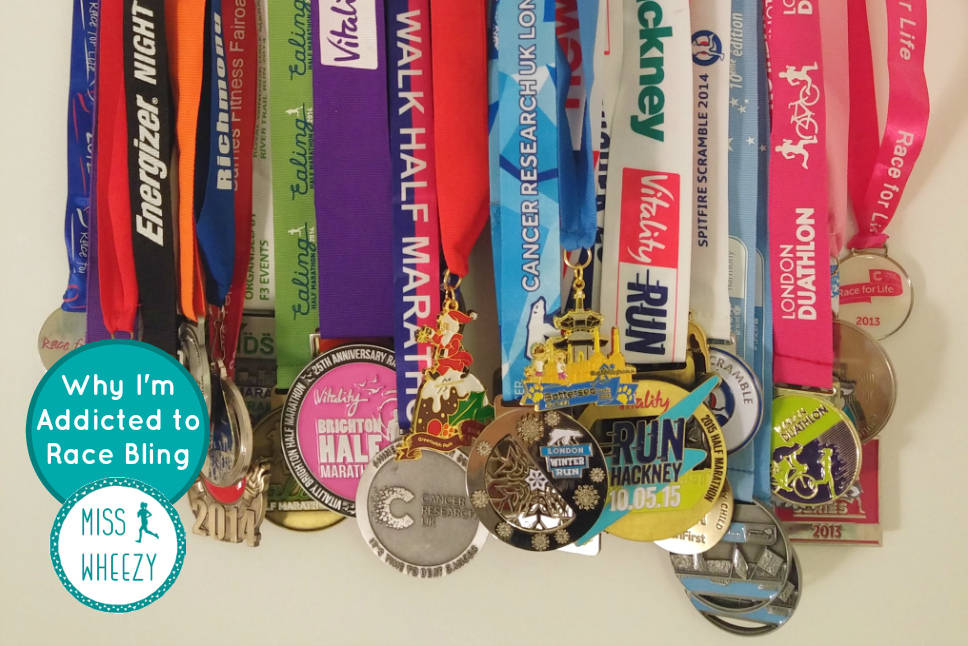 Why I'm Addicted to Race Bling