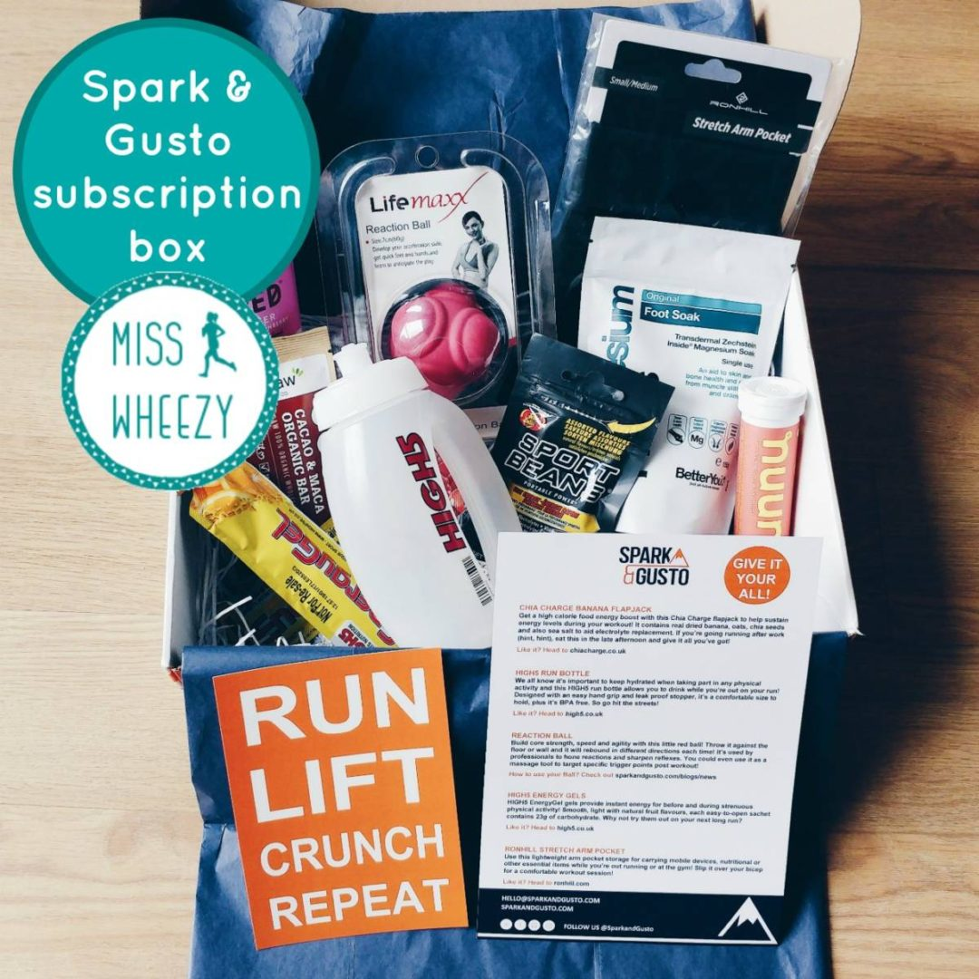 Spark & Gusto subscription box