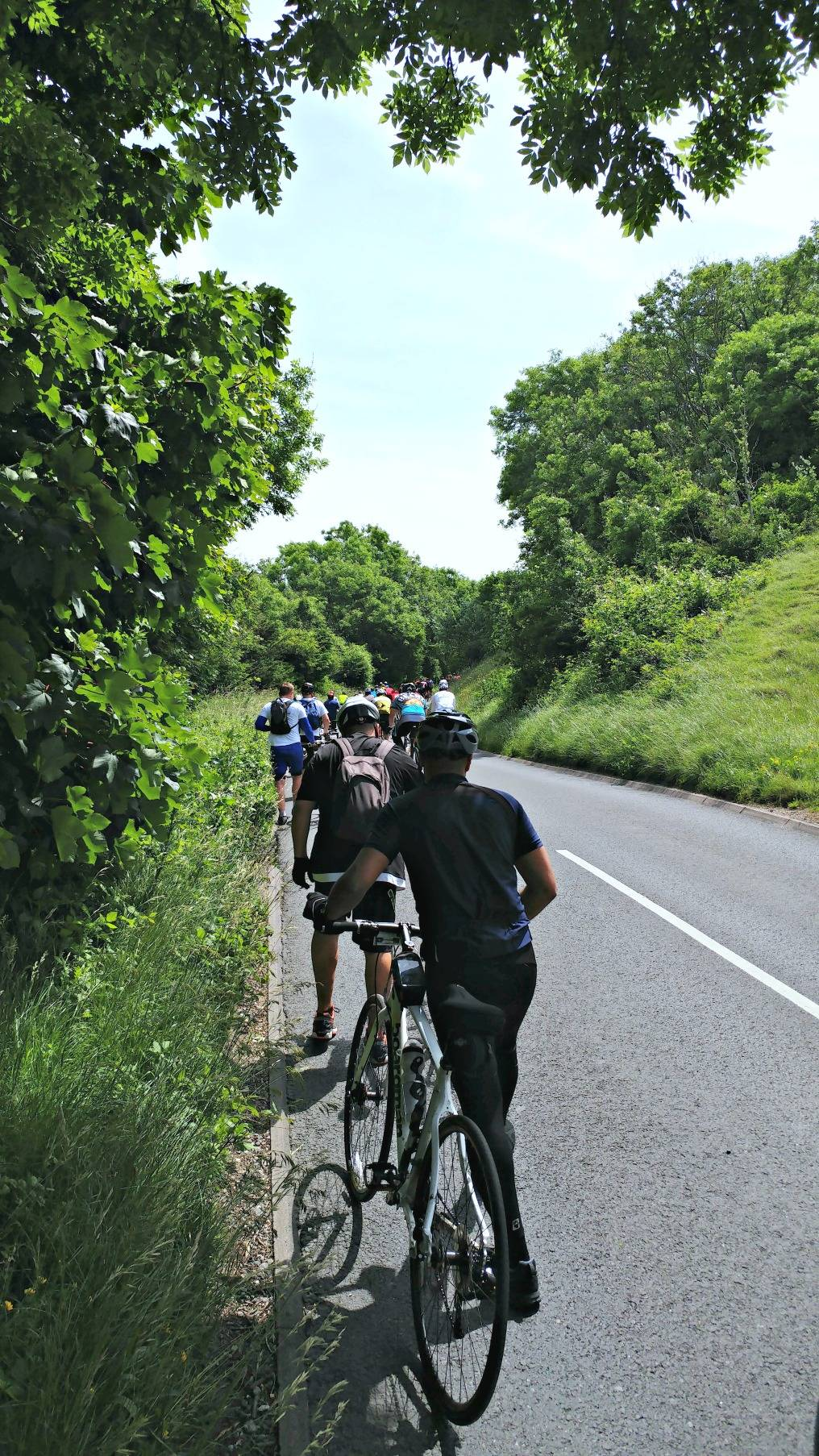 London to Brighton Ditchling
