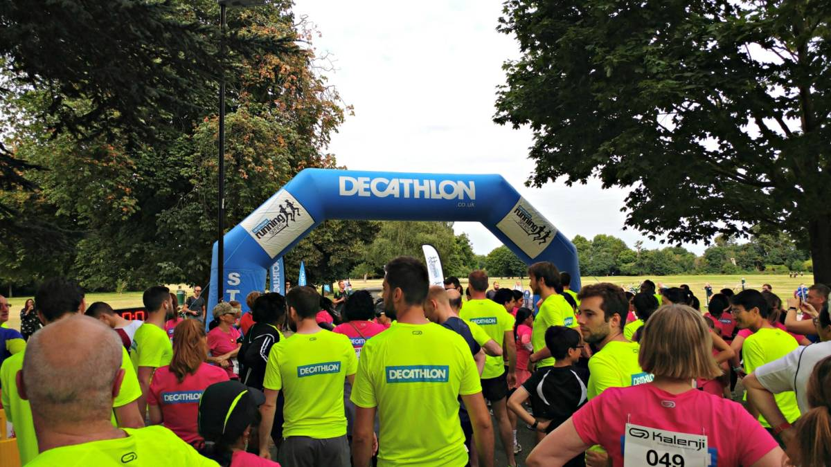 Decathlon Running Series