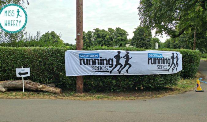 Decathlon running series