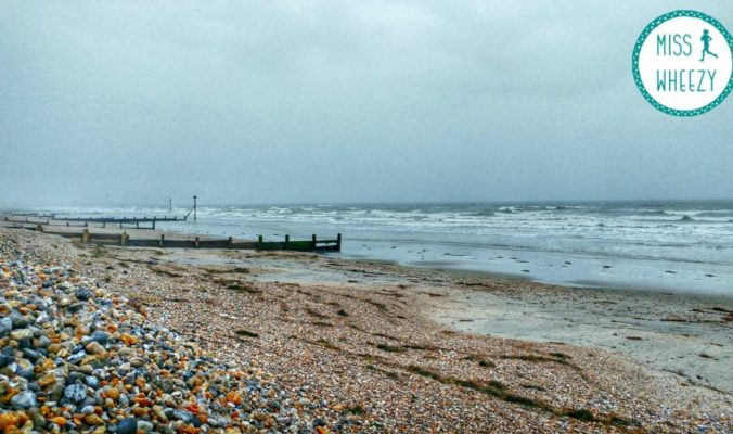 Beach visit to West Wittering