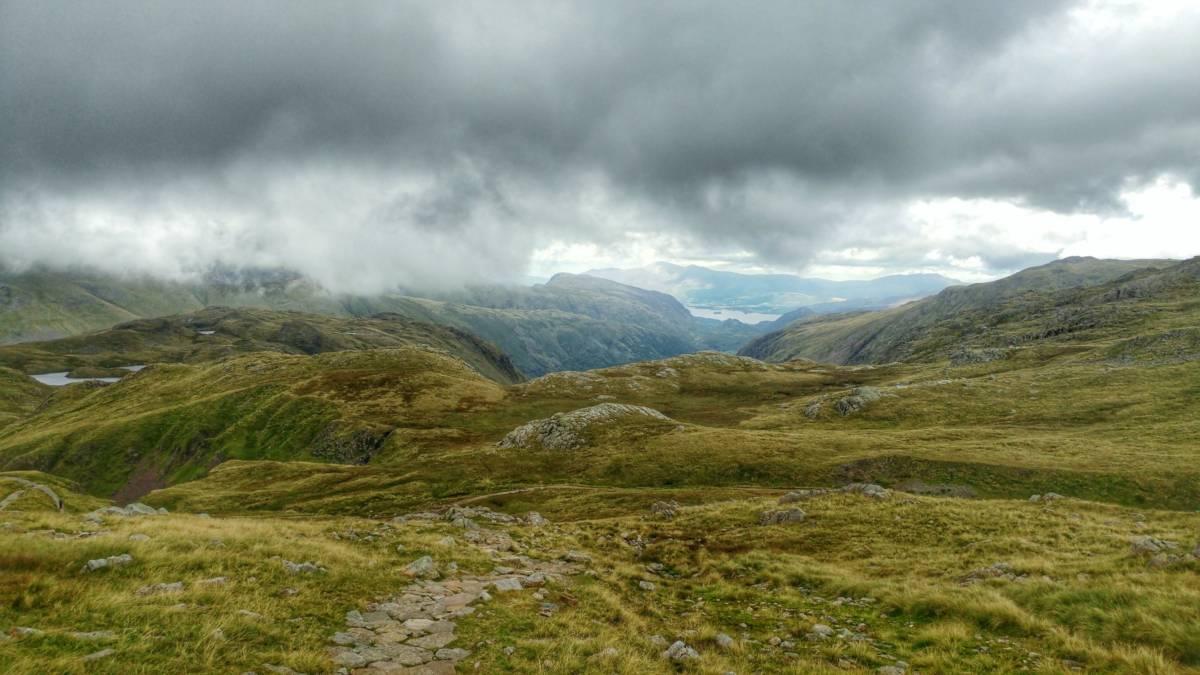 Hiking Lake District 1