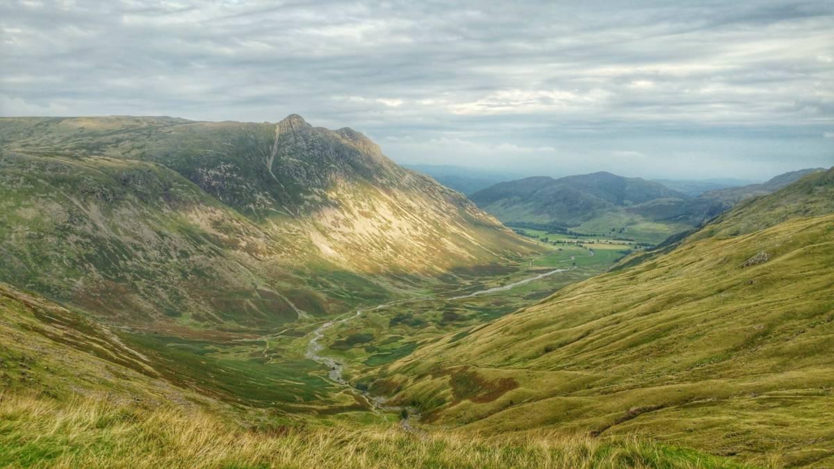 Hiking Lake District 5