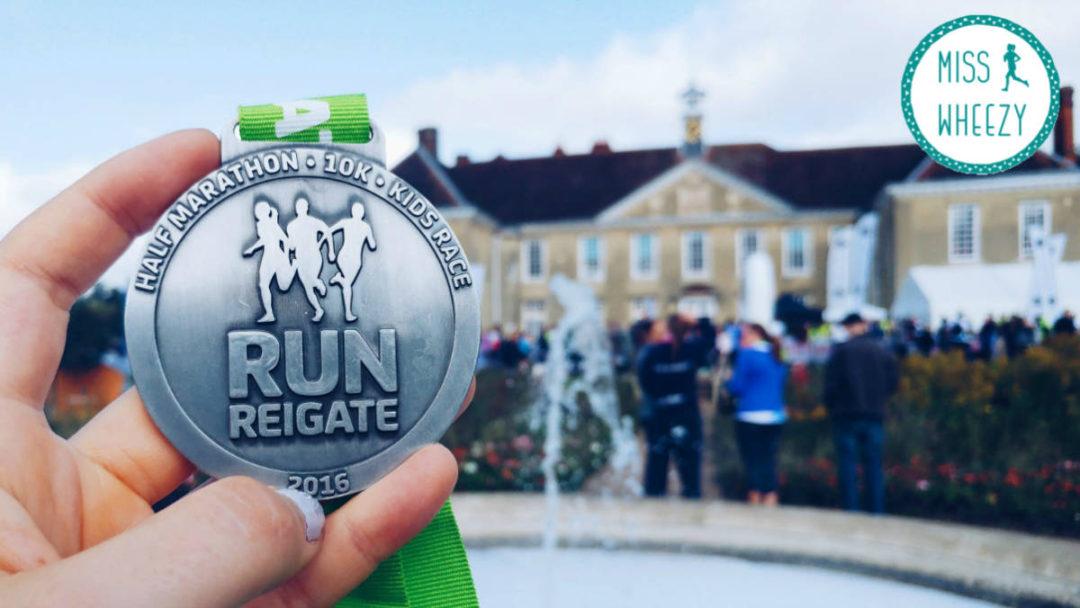 Run Reigate 10k recap