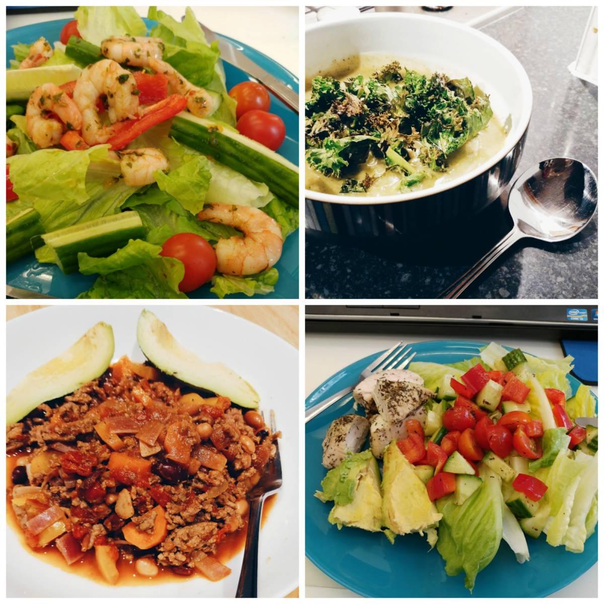 MyPT Transformation Programme - food