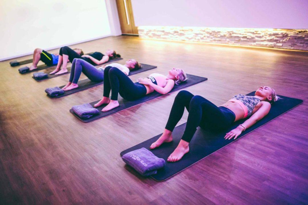 Hot Yoga at Everyone Active Westminster Lodge