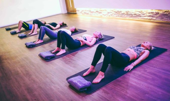 Hot Yoga at Everyone Active Westminster Lodge
