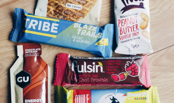 Fuelling for Fitness with Energy Snacks and LifeBox