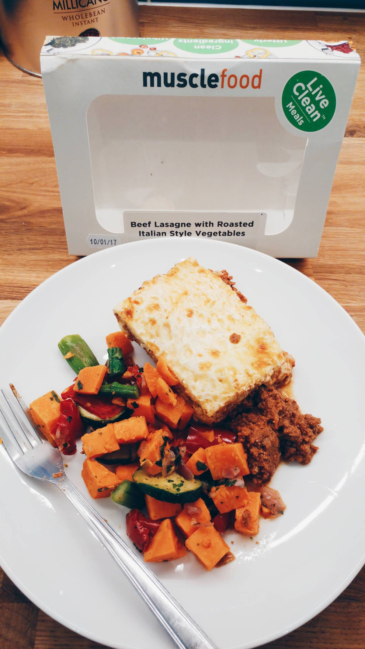 Muscle Food Live Clean Meals