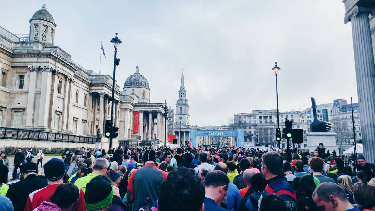 London Winter Run 10k