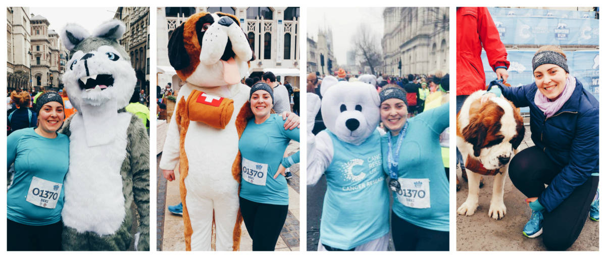 London Winter Run 10k