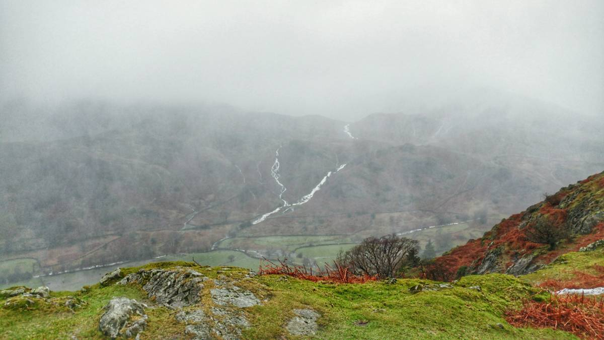 Birthday in the Lake District