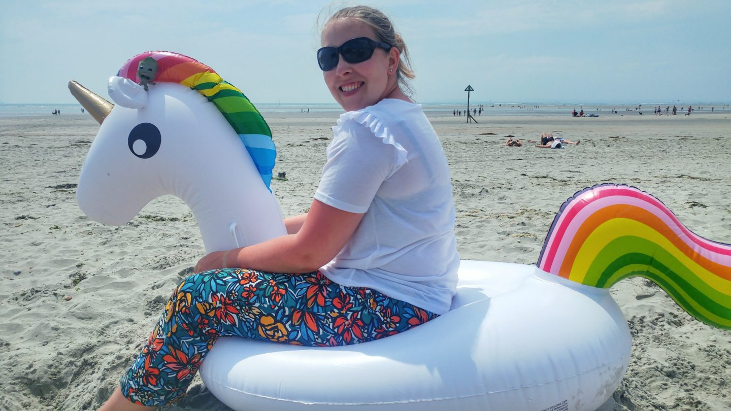 Beach and camping trip to West Wittering