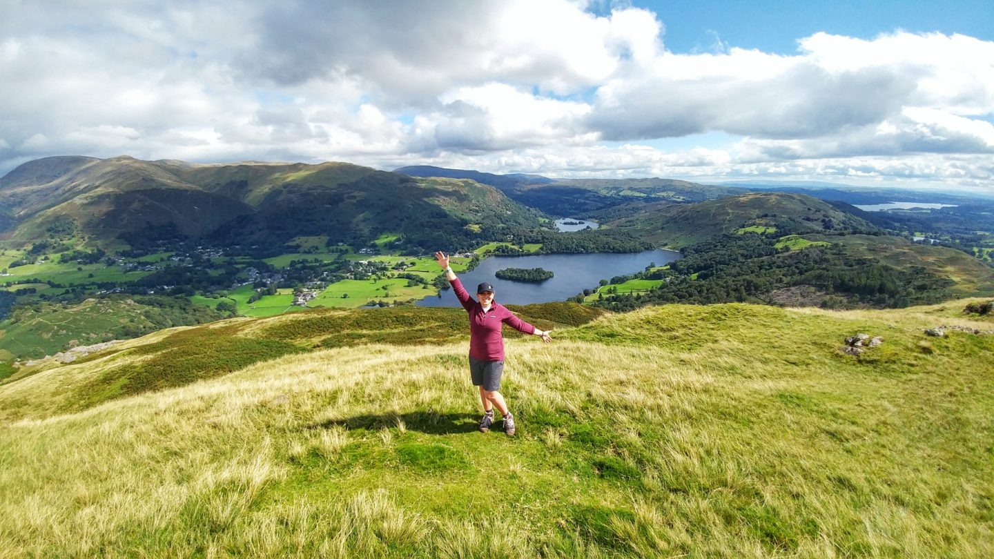Sharing the Lake District love