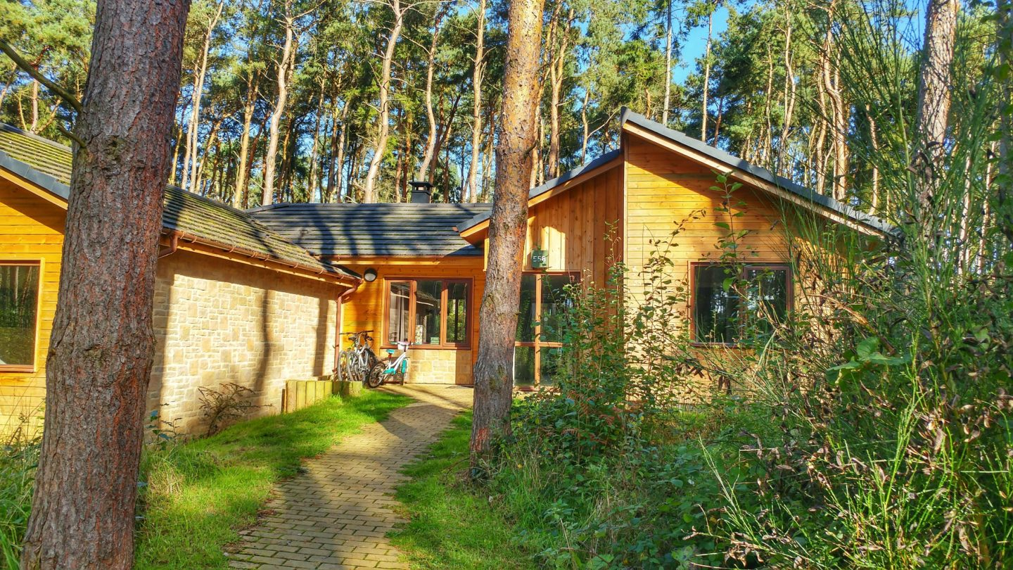 Weekend at Woburn CenterParcs