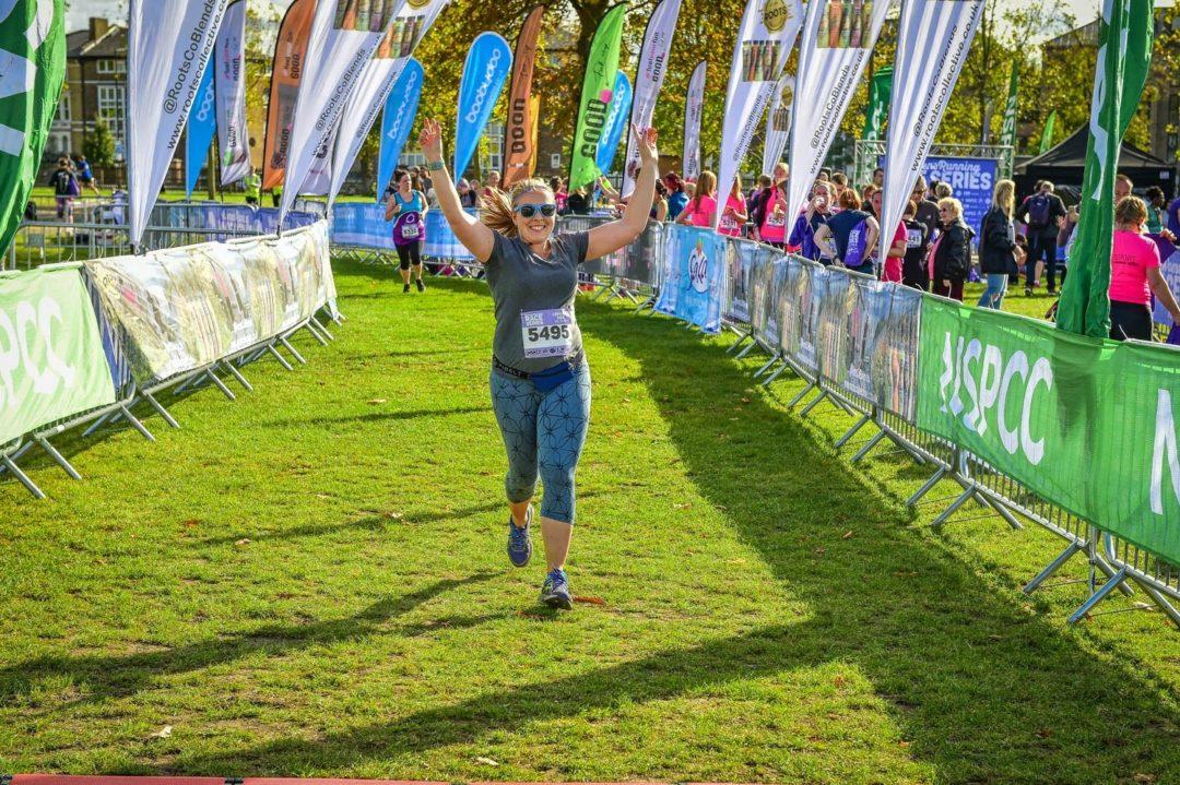 Women's Running Finsbury Park 10k