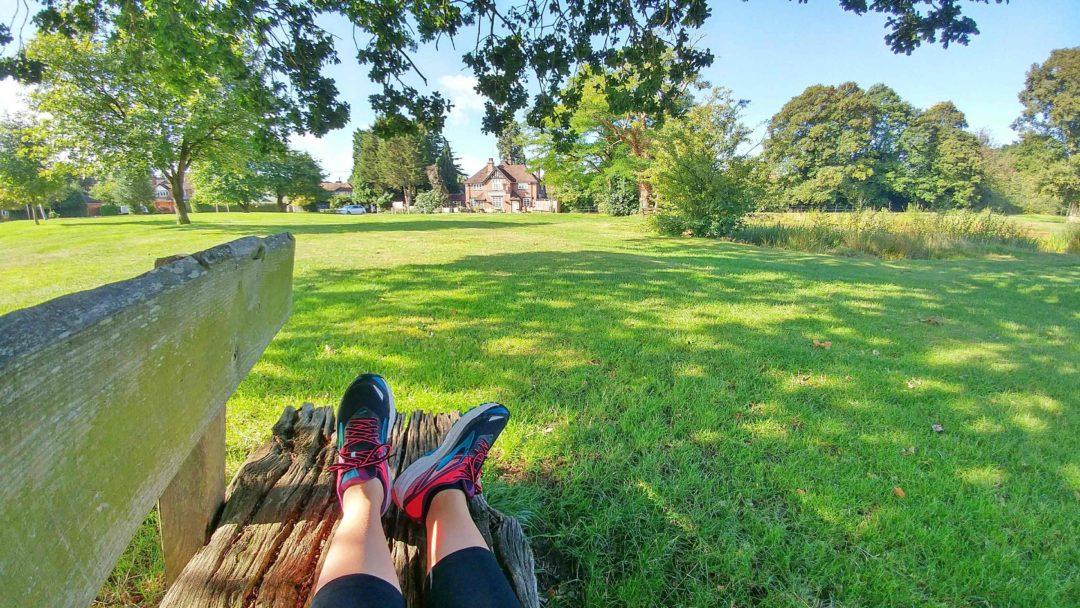 Running in Herts