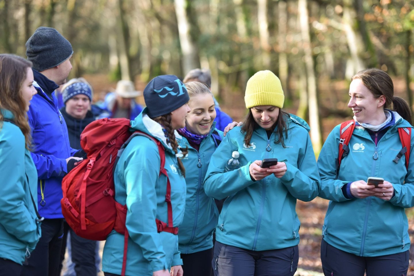 Becoming an Ordnance Survey #GetOutside Champion