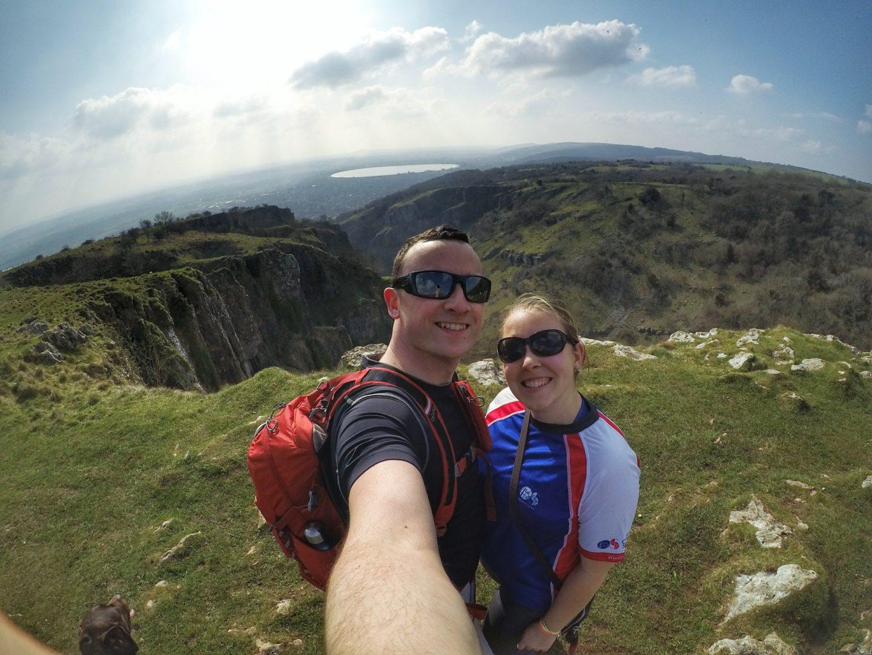 Exploring Cheddar Gorge