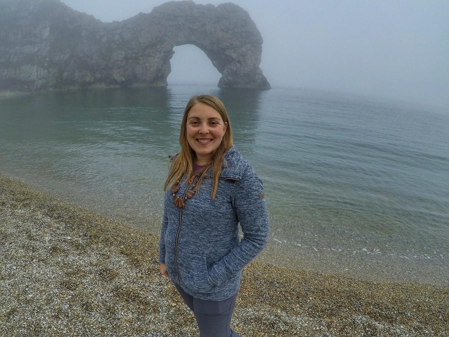 Camping on the Jurassic Coast