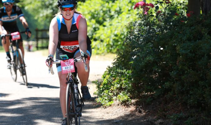Milton Keynes bike ride
