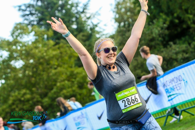Kew Gardens 10k race recap