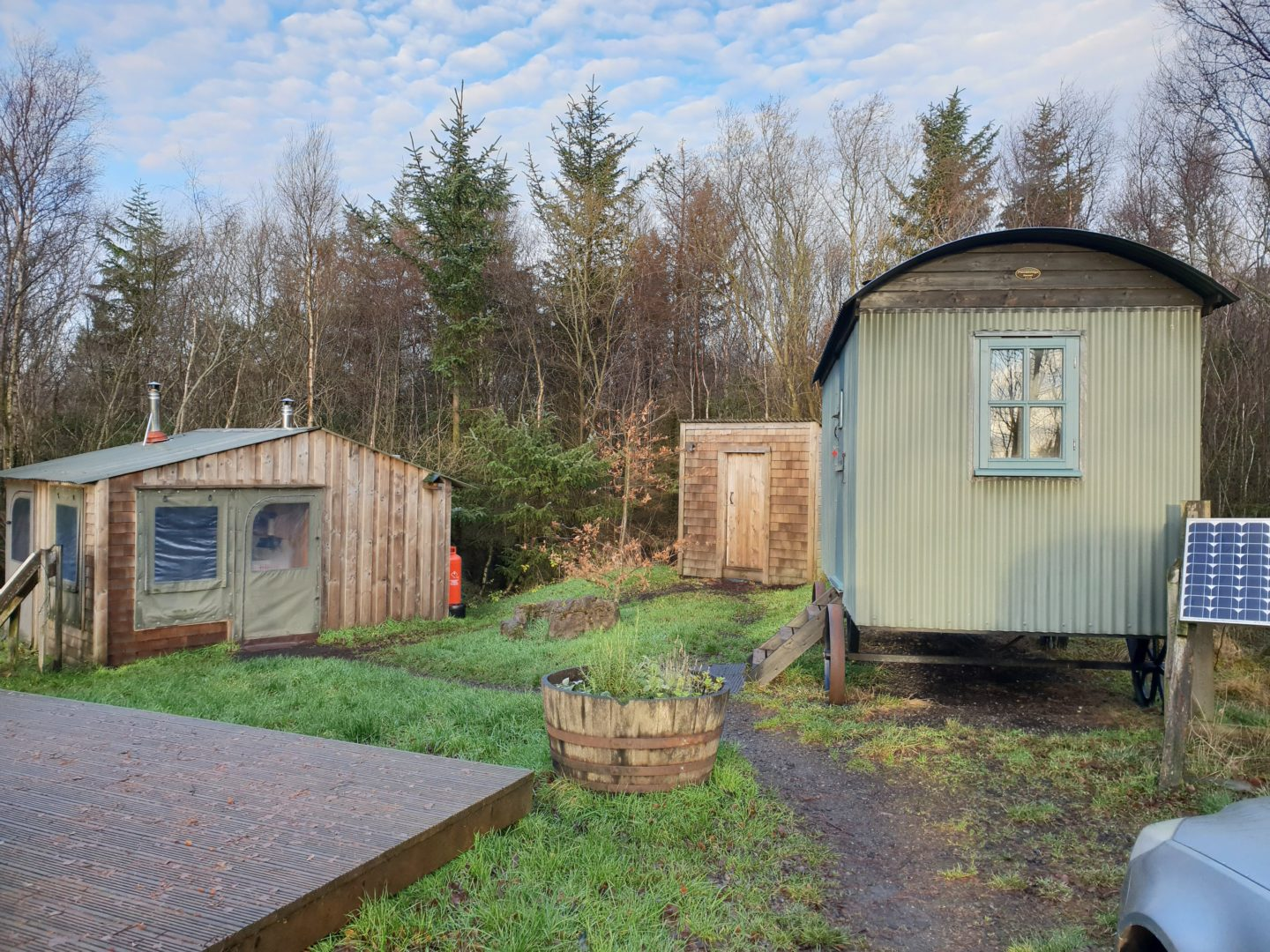 Glamping in the Lake District – Blencathra