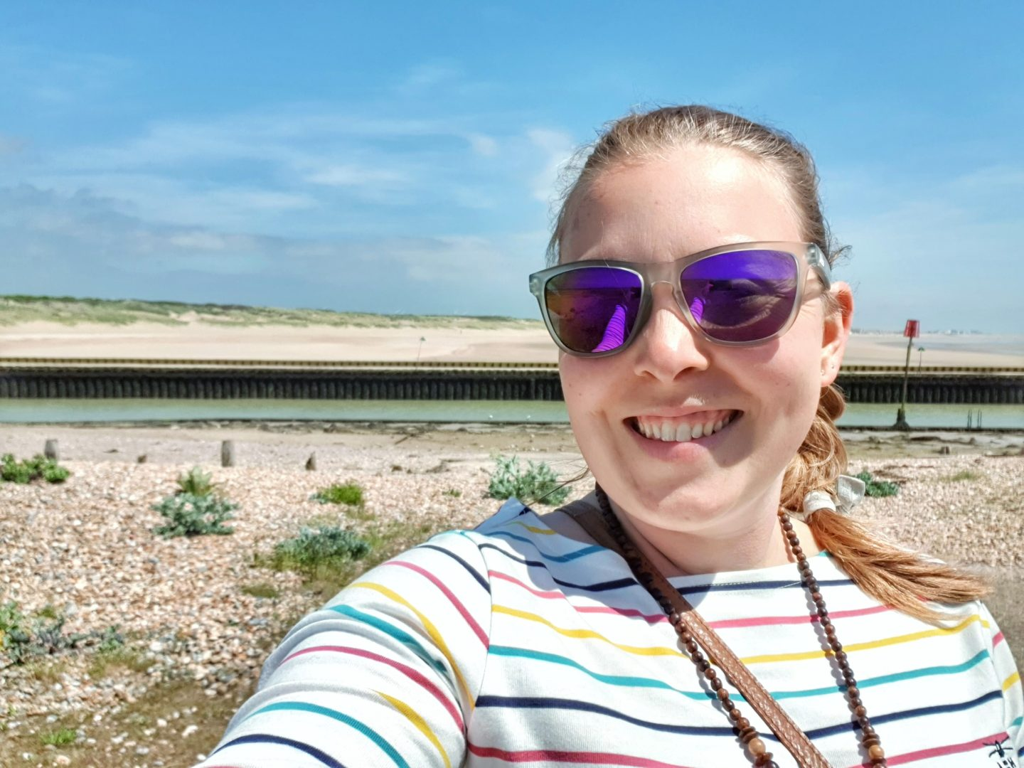 A walk along Rye Harbour Nature Reserve